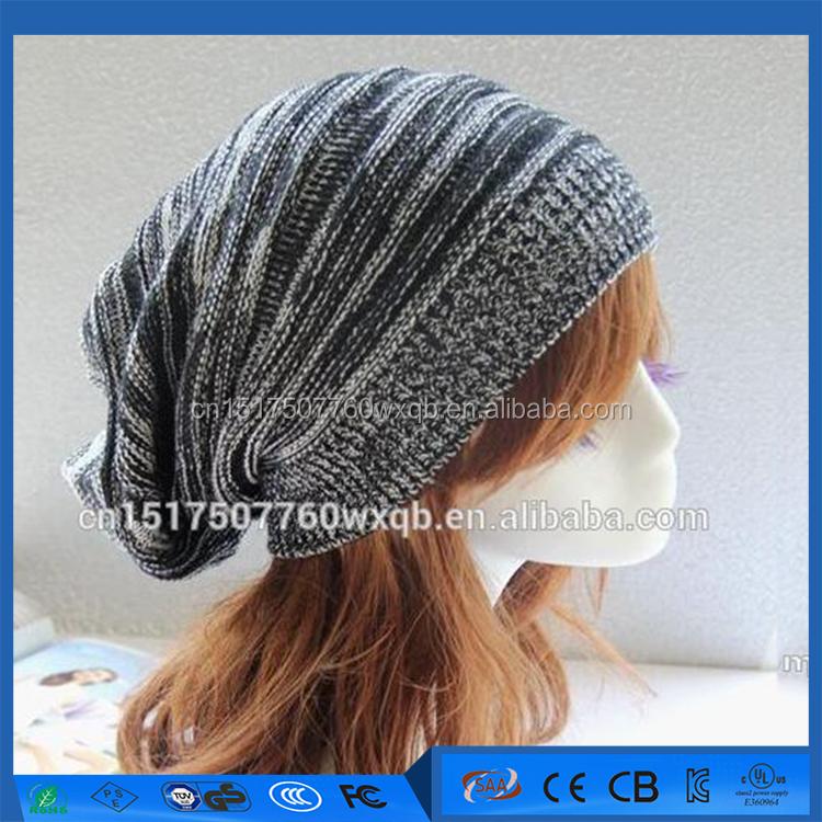 d148d24b15e Eco-friendly Soccer Ball Knit Hat Ski Hat Knitting Pattern - Buy ...