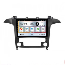 Lettore DVD dell'automobile Per Ford Mondeo Focus Transit C-MAX S-MAX <span class=keywords><strong>Fiesta</strong></span> Radio Multimedia Radio di Navigazione <span class=keywords><strong>GPS</strong></span>