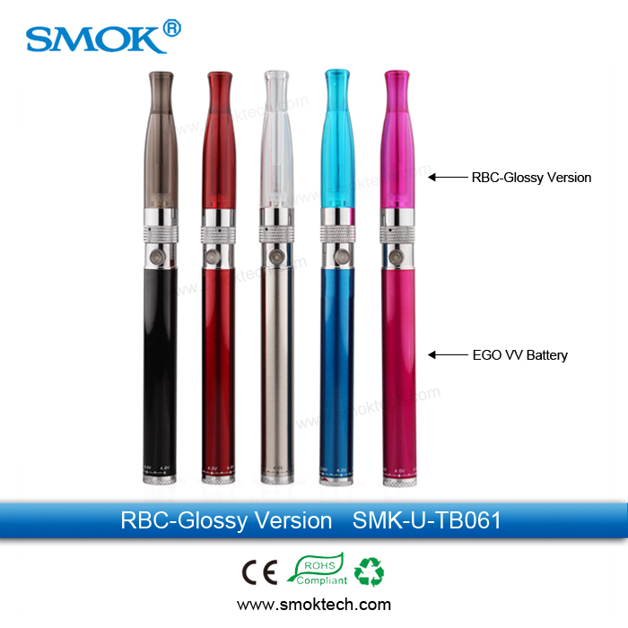 In stock Smok RBC 1.6ml ecig clearomizer leader RBC and glossy RBC high quality