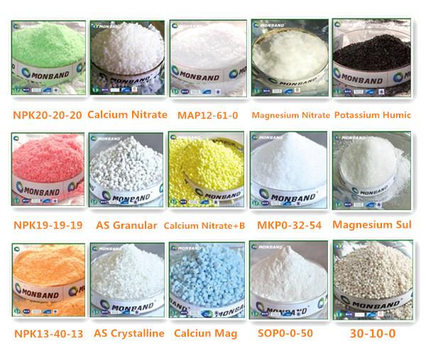 Npk Fertilizer Ammonium Phosphorus Nitrate For Agriculture