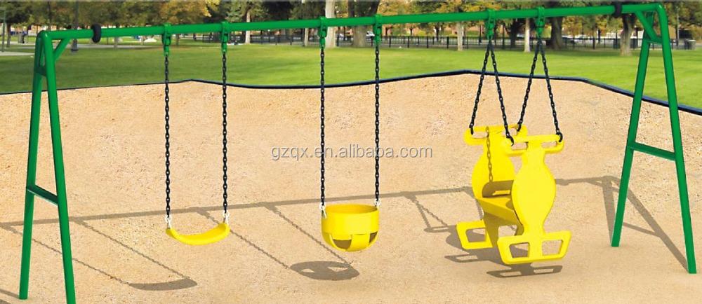 2015 Combination Swing Swing/kids Garden Swing Set/rope Swing/tyre Swing/