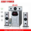 Jerry 5.1 Home Theater Sound System With Led Light Speaker ...