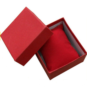 Custom Square Watch Display Gift Box Bangle Bracelet Wrist Fashion Jewelry Box Case Storage Holder Present Box