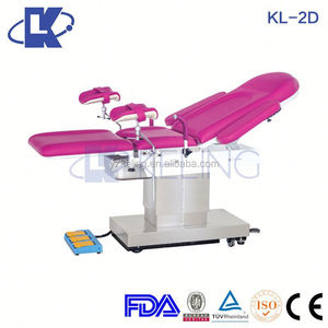 KL-2D Parturition Table Obstetric Bed