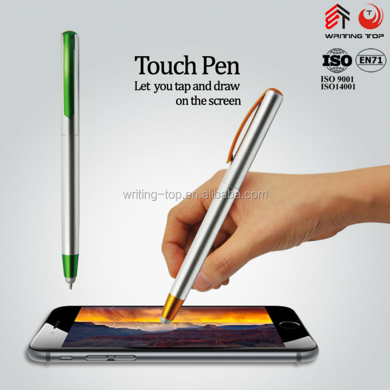 2017 chinese writing pen with logo for laptop