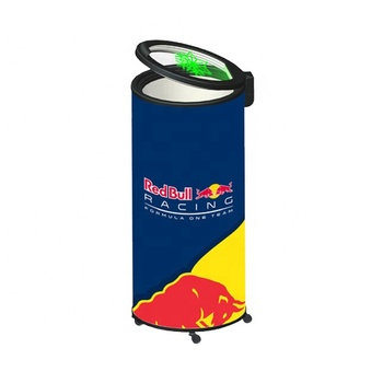 8a3348abec8 Red Bull Barrel Cooler With Round Can Shape For Drinks Promotion ...