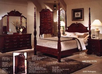 Arlington Bedroom Set - Buy Mahogany Bedroom Set Product on Alibaba.com