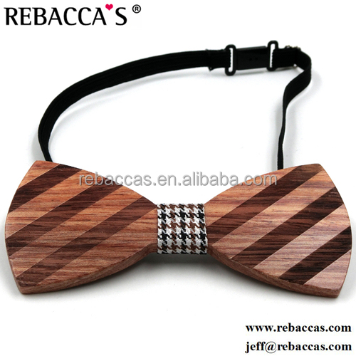 Rebacca's bamboo craft sticks wooden bow tie sticks