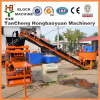 interlock brick making machine price HBY2-10 earthquake-proof light weight fly ash bricks making
