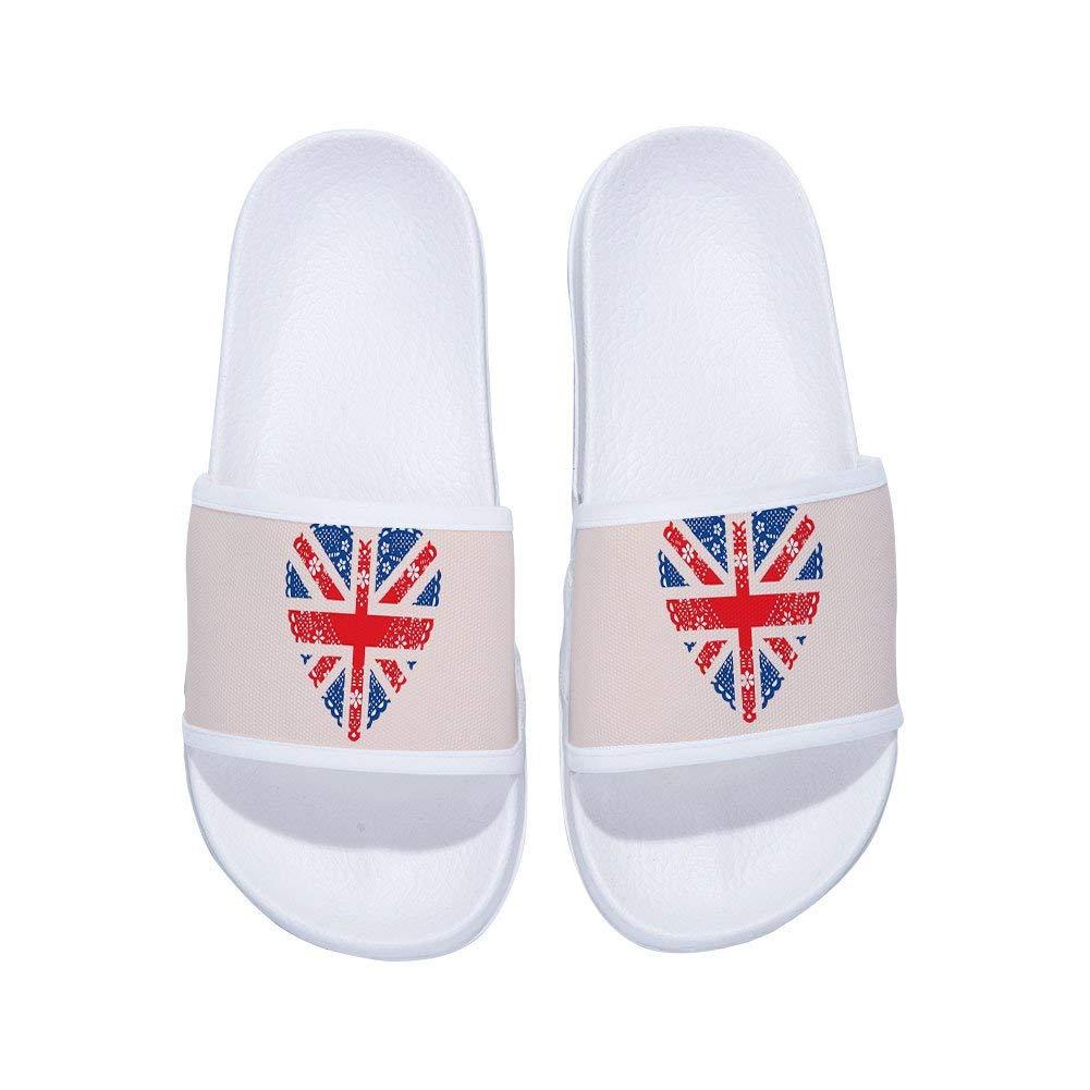 Little Kid//Big Kid XINBONG Boys Girls Anti-Slip Bath Slippers Bathroom Slippers Shower Shoes Gym Slippers