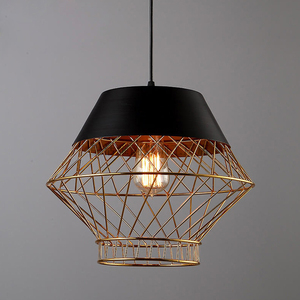 Most Popular Products Wrought Iron Bird Cages Classical Pendant Wall Lights