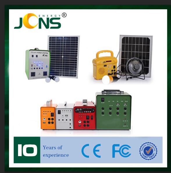 solar power lighting system pdf