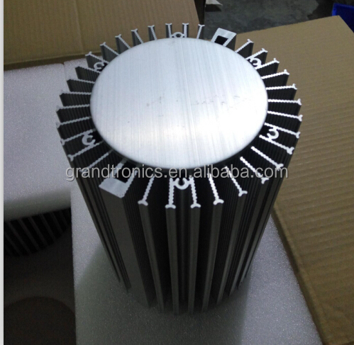 china customized lower price 330w led all recessed heatsink for high bay lamp