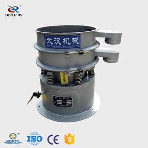 Stainless steel wire Vibro Sifter Machine for milk nido
