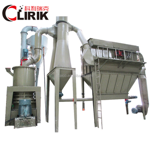 glass grinding plant, glass grinding powder making machine manufacturer, exporter, supplier, powder production line
