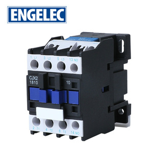 Good quality AC contactor CJX2 silver contact 24V-660V old type(black),new type(white)LC1-D lc1d170 schneider contactor