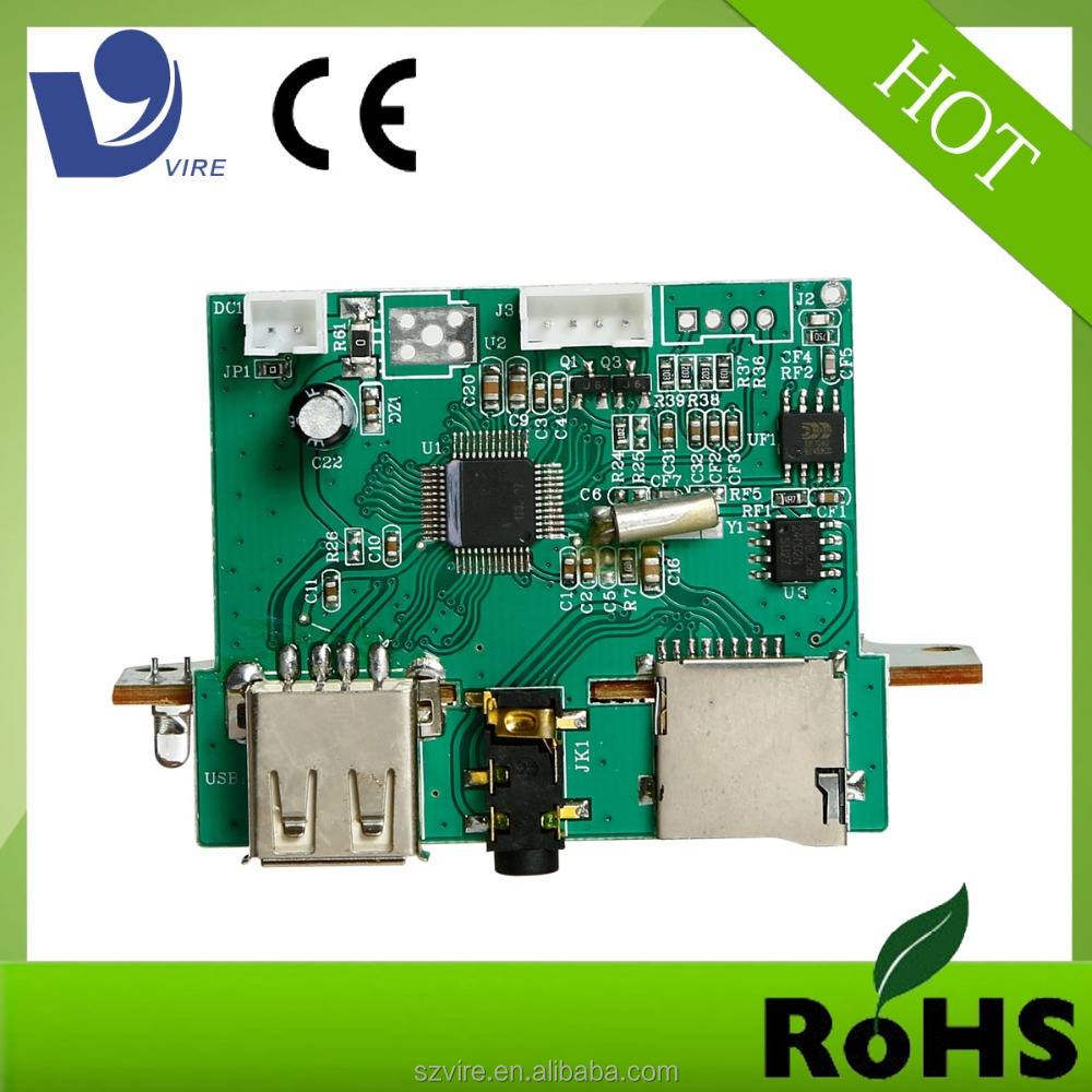 voice recognition module electronic pcb bluetooth circuit board