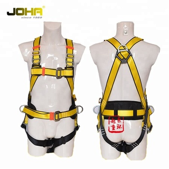 80d67a57d CE Standard Multi-Hanging Points Jhqs-003X-5G Full Body Safety Harness For  High Altitude Work Protection, View full body safety harness, JOHA Product  ...