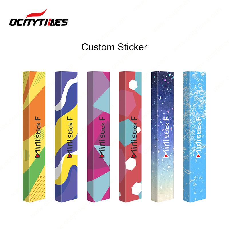 Ocitytimes 最高価格使い捨てポッドシステム対応吸うポッド