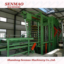 annual output 10000-150000cbm complete particle board plant/complete particleboard production line/woodworking machine