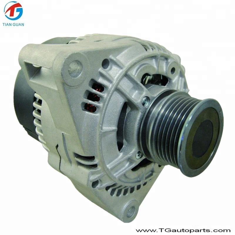 New Alternator 0-123-510-093 4929451 Saab 0123510093 9-5 1998-2003 13808