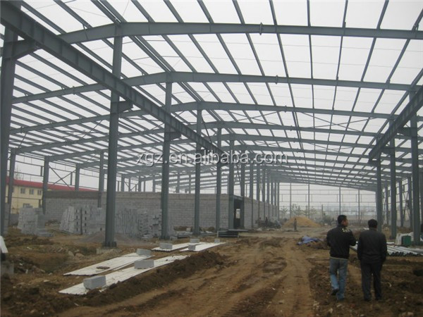 durable rockwool sandwich panel professional design construction warehouse/workshop