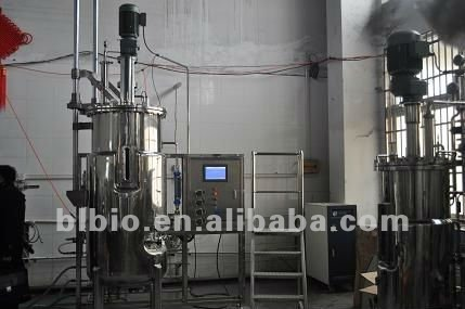 500Lstainless steel fermentor