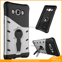 Hot Selling Rotation 360 Degrees Case For Samsung J7 2016 Protective Cover Skin