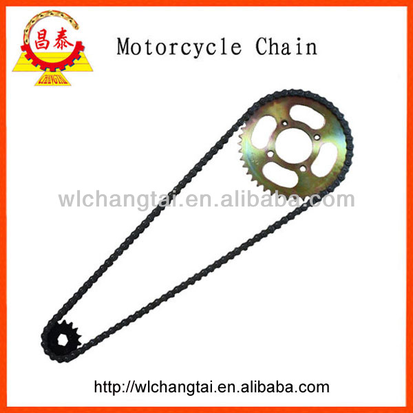 428 chain 45Mn Motorcycle chain for 125cc motorcycle spare parts