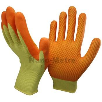 Nmsafety Foam Nitrile Coated Cut Level 3 Aramid Fibers String Knit ...