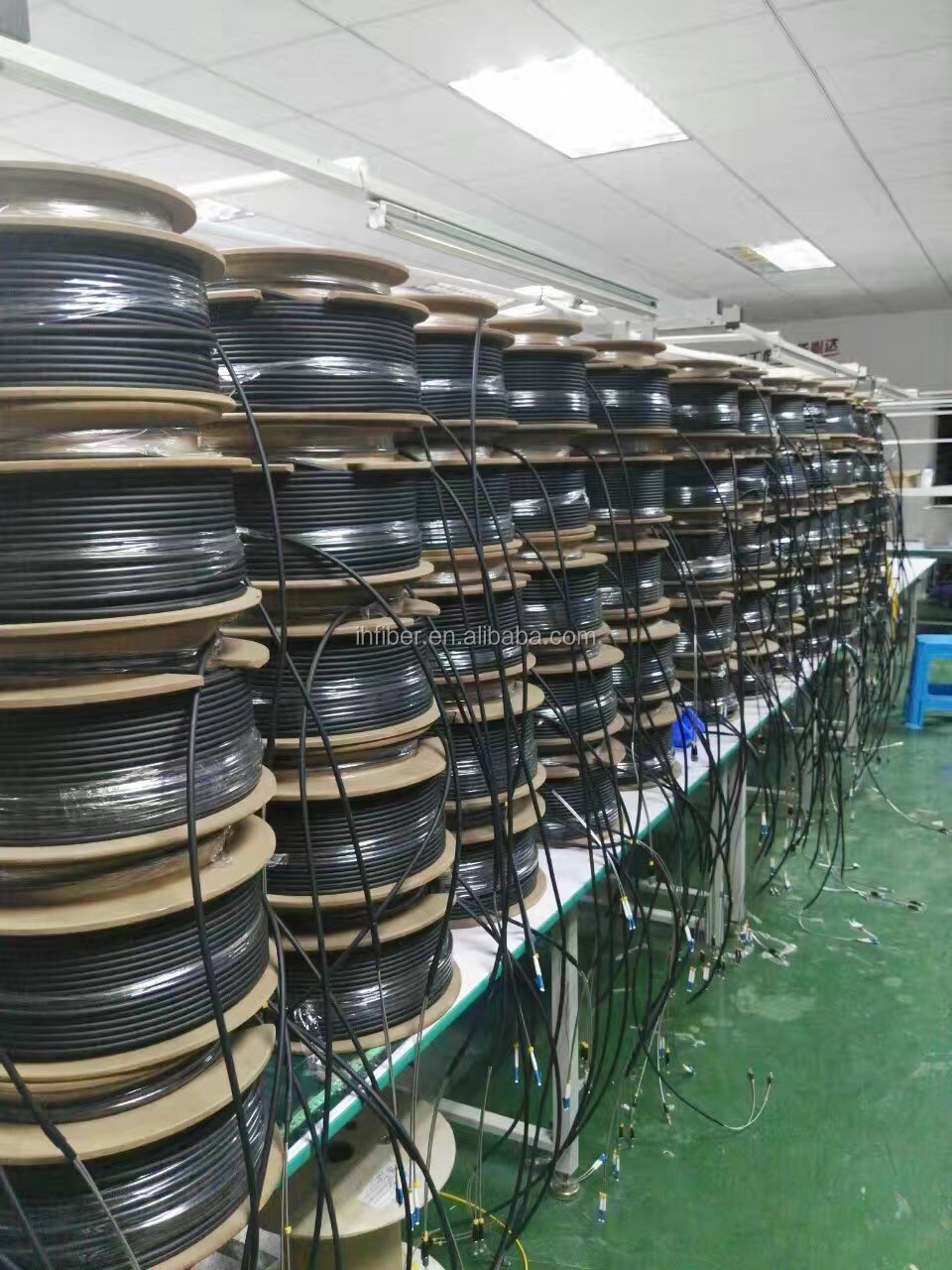 CPRI cable, MM, LC dual OD IP-LC OD IP dual, HF,OM2 Flexible ended with  Nokia NSN boot for RF Module RRH, View IP LC OD, IH Product Details from