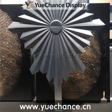 Custom Shopping Mall Decorative Paper Art Props