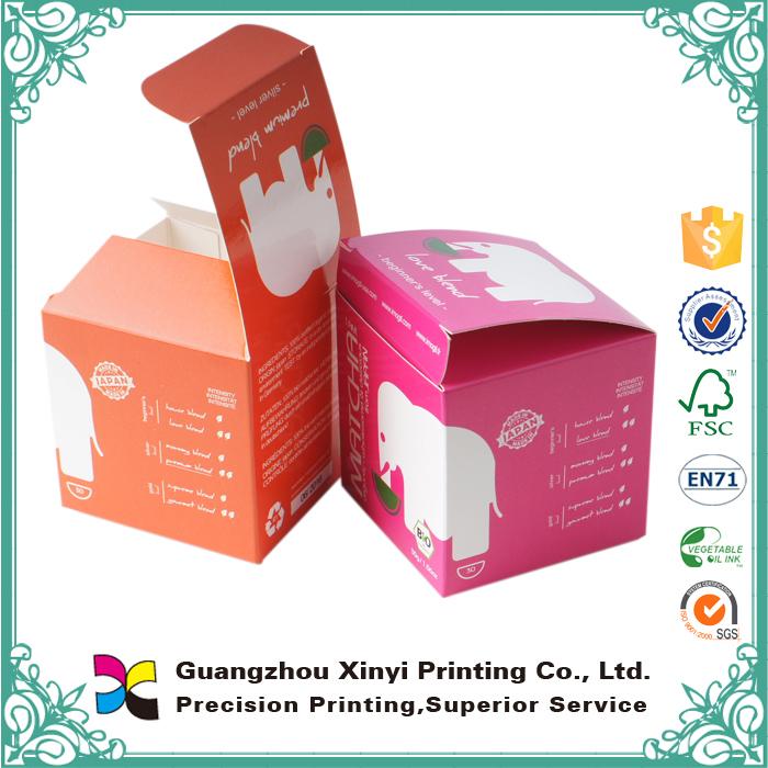Custom card stock