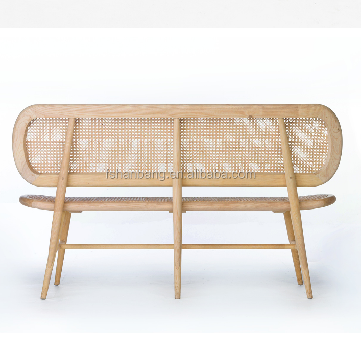Groovy Modern Design Furniture Solid Wooden Natural Rattan Sheef Woven Chair Bench Buy Solid Wooden Chair Rattan Furniture Natural Rattan Bench Product On Creativecarmelina Interior Chair Design Creativecarmelinacom