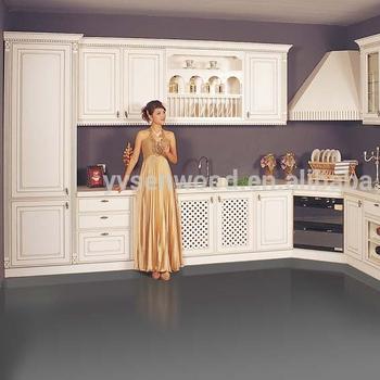 Design Moderne En Bois Massif Couleurs D\'armoires De Cuisine De Meubles De  Cuisine De Style - Buy Armoire De Cuisine En Bois Massif,Armoire De Cuisine  ...