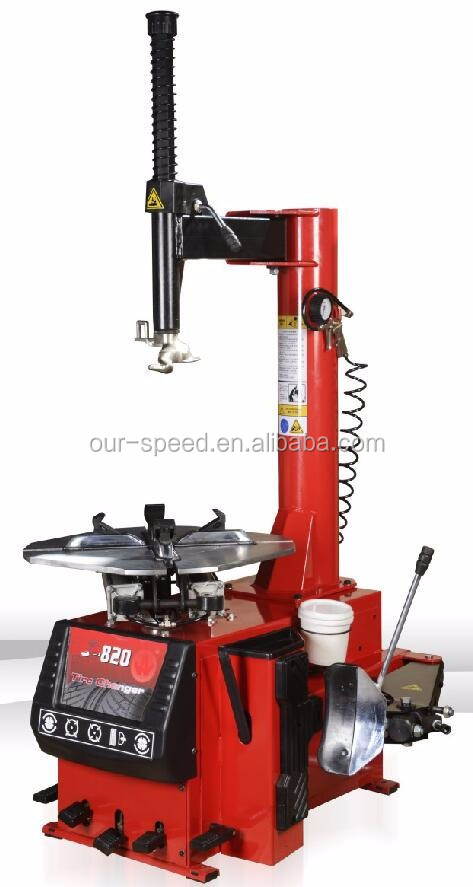 OS-820 LOW PRICE BEST SELLING CE ISO High Advanced Universal Super-automatic Car Tyre Changer