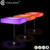 Wonderful And Beautiful Magic Color Change Illuminated Flashing Bar Table Party Cocktail Tables LED Bar Desk
