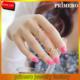 Hot New Fashion Women jewelry gifts rhinestone peace chain link Midi finger ring