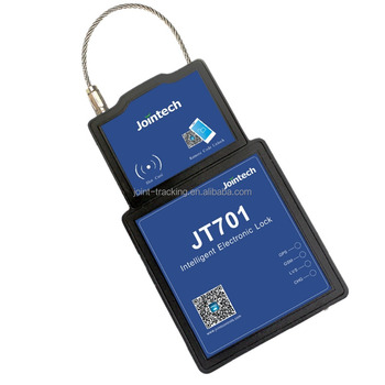 New container GPS tracker by Electronic seal JT701