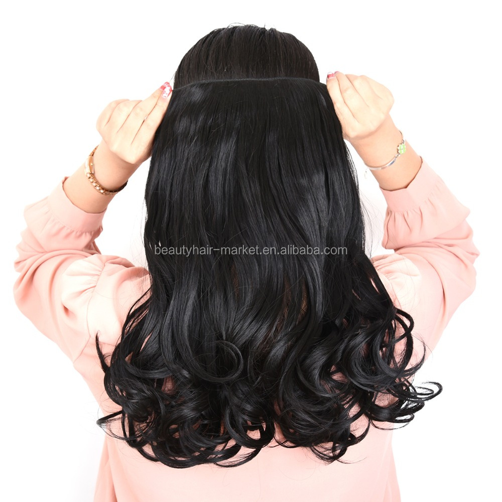2015 Wholesale Fake Weave Synthetic Weave Brands Best Synthetic Hair