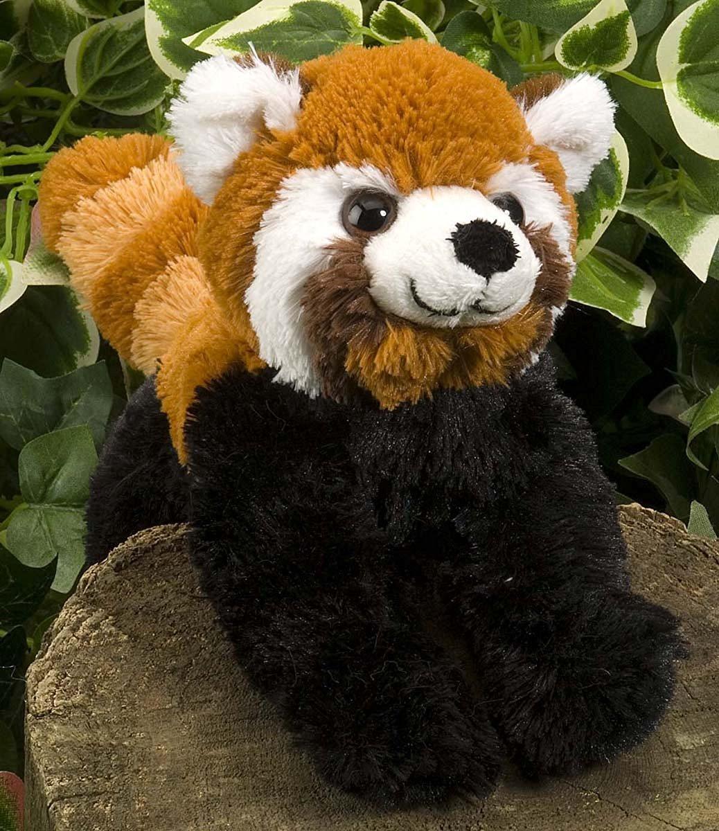 "Wild Republic Hug 'Ems 7"" Red Panda"