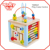 Eco-Friendly funny baby educational wooden toy kids educational toy