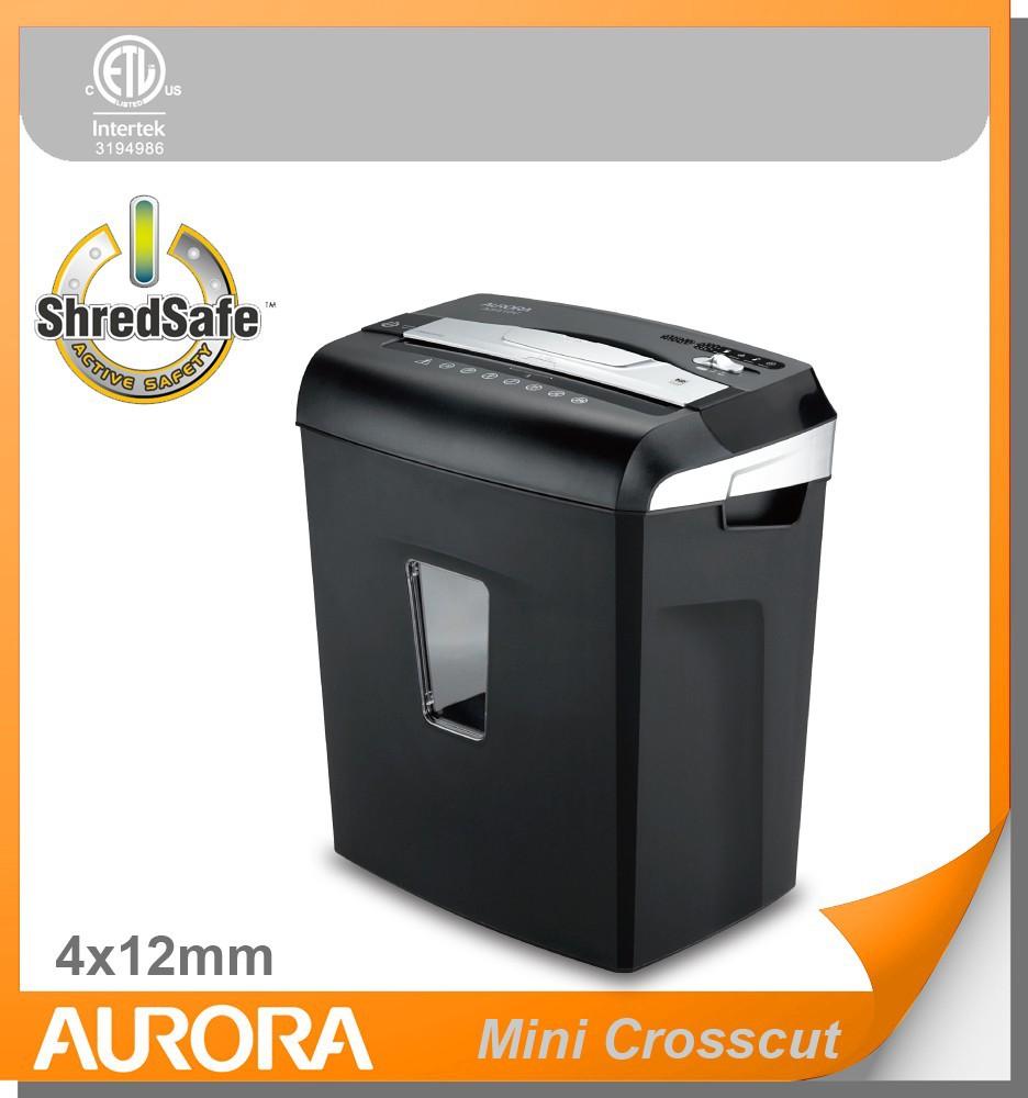 paper shredder business for sale