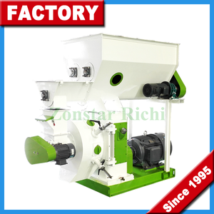 Hot Selling Ring Die Small Straw Pellet Making Machine/Biomass Straw Pellet Machine