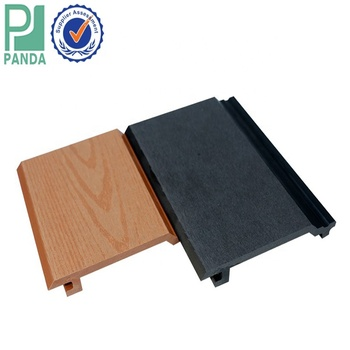 Hight Quality WPC Prefab Houses Cladding Exterior Wall Panel
