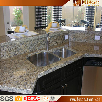 Wholesale high quality customized design Chinese granite kitchen countertops