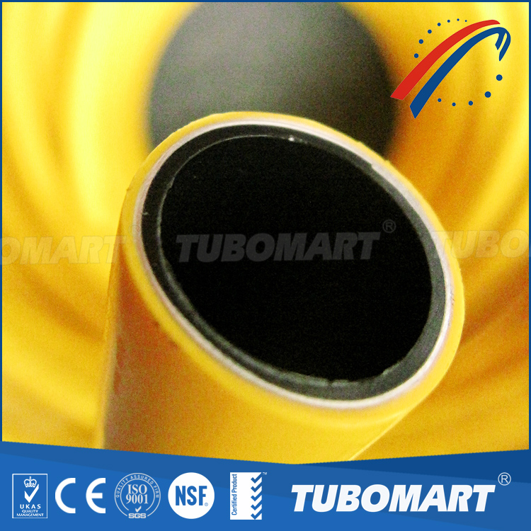 Long life span composite pipe underground plastic gas pipe for gas supply