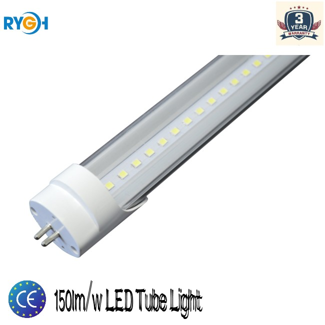 Wholesale Price 360 Degree Emergency T8 Tubes 2ft 4ft 1200mm High Performance Hot Sale PCB Outdoor RGB LED Tube Light