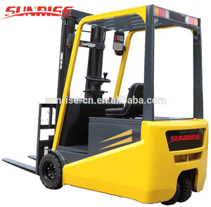 mini electric forklift/fork lifts price with 3m lifting height