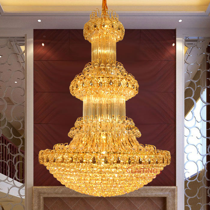 Luxurious Lighting Chandelier Crystal